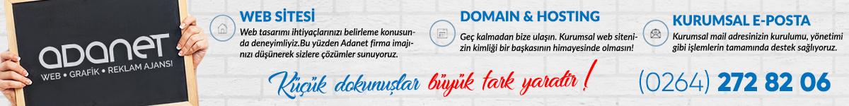 Adanet Ajans - Web, Grafik, Reklam Ajansı