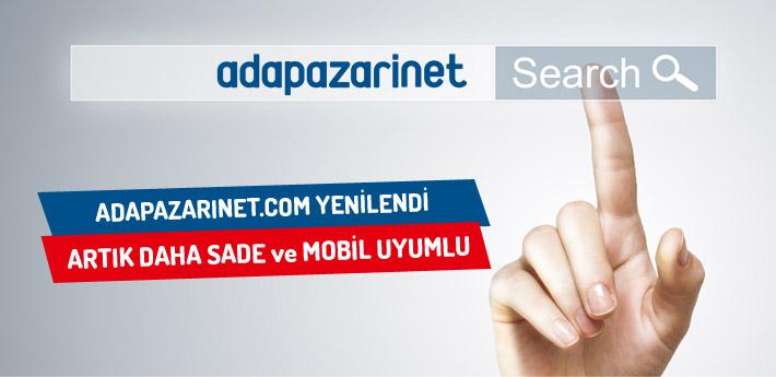 Adapazarinet.com yenilendi