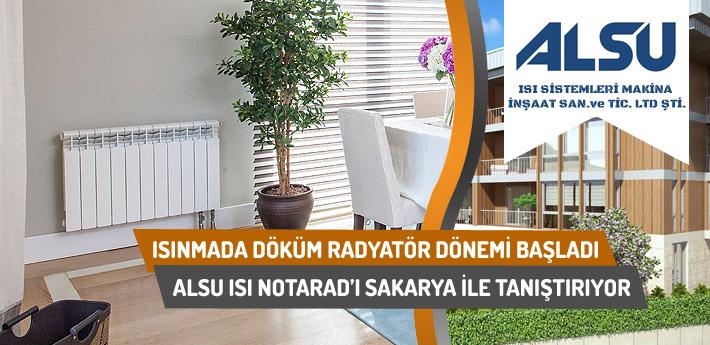 Türkiye'de ezber bozacak alüminyum radyatör