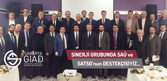 SAKARYAGİAD işbirliği toplantısı Ramada'da gerçekleşti