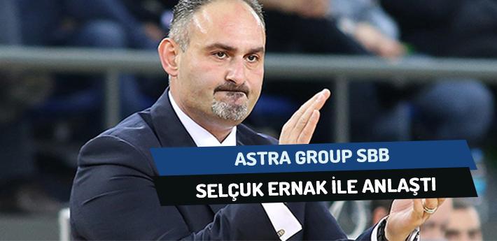 Astra Group Sakarya Büyükşehir Selçuk Ernak İle Anlaştı