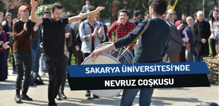 Sakarya Üniversitesi'nde Nevruz Coşkusu