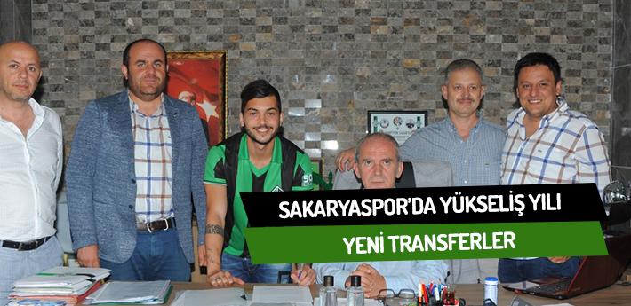 Sakaryaspor'da yeni sezon transferleri