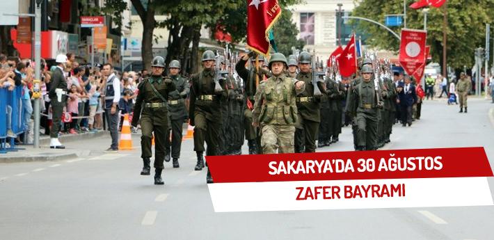 Sakarya'da 30 Ağustos Zafer Bayramı