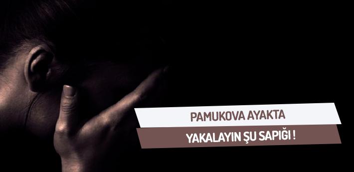 'Pamukova Ayakta, Yakalayın Şu Sapığı!'