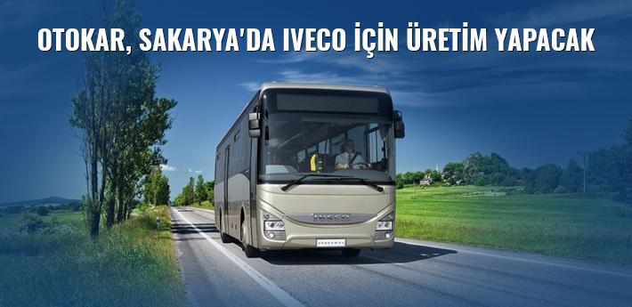 Otokar, Sakarya'da Iveco için üretim yapacak