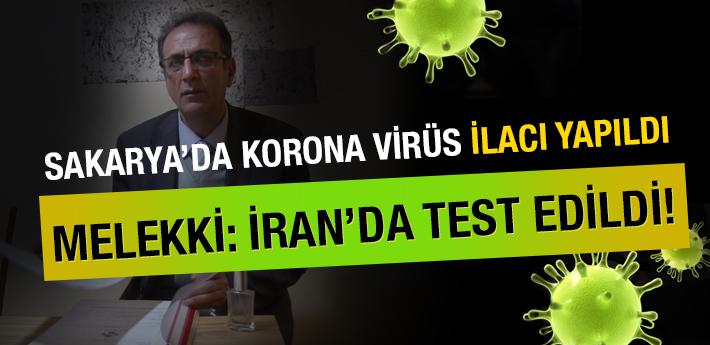 Sakarya'da Korona Virüs İlacı Yapıldı!