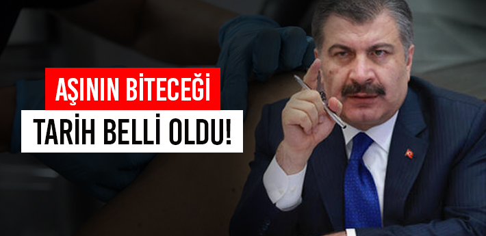 Türkiye'de aşı araştırması!