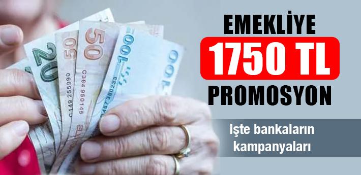 Bankaların emekli promosyonu yarışı kızıştı!