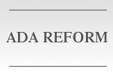 Ada Reform Yabancı Dil Eğitim Merkezi
