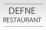 Defne Restaurant / Sinan Balcı