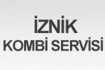 İznik Kombi Servisi