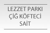 Lezzet Parkı Çiğ Köfteci Sait Usta