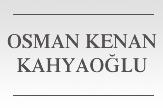 Opr.Dr.Osman Kenan Kahyaoğlu