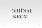 Orjinal Krom - Tereyağı Makinası İmalatı