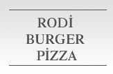 Rodi Burger Pizza