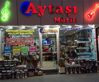 Aytaşı Film Müzik Market