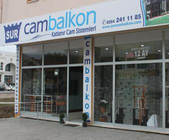 Sur Cam Balkon