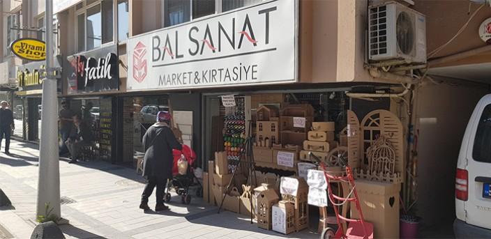 Balsanat Market Şube