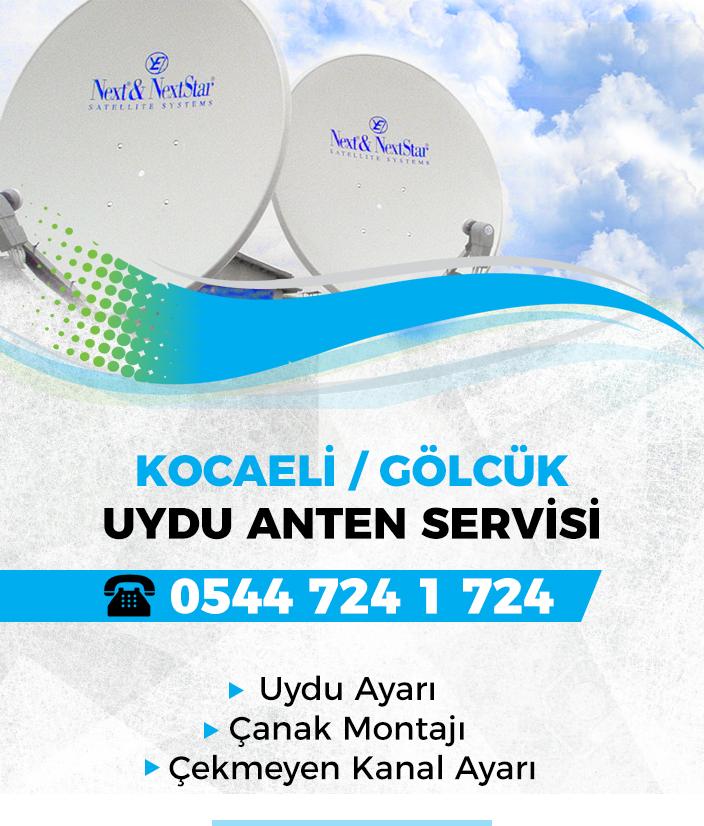 Gölcük Uydu ve Çanak Anteni Servisi