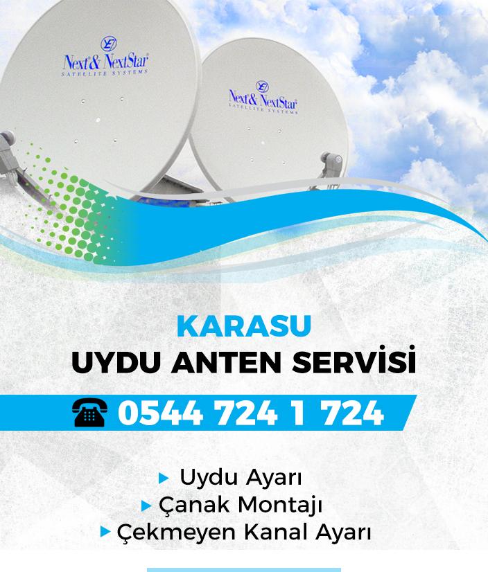 Karasu Uydu Anteni Servisi