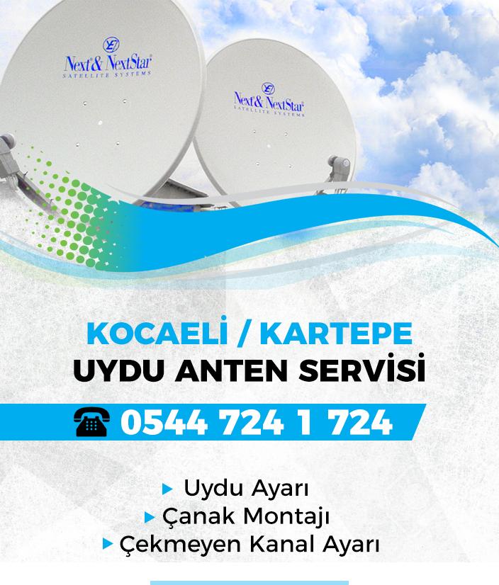 Kartepe Uydu ve Çanak Anteni Servisi
