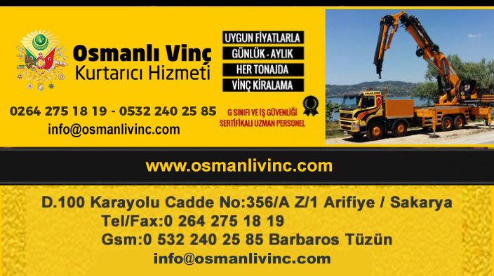 Osmanlı Vinç