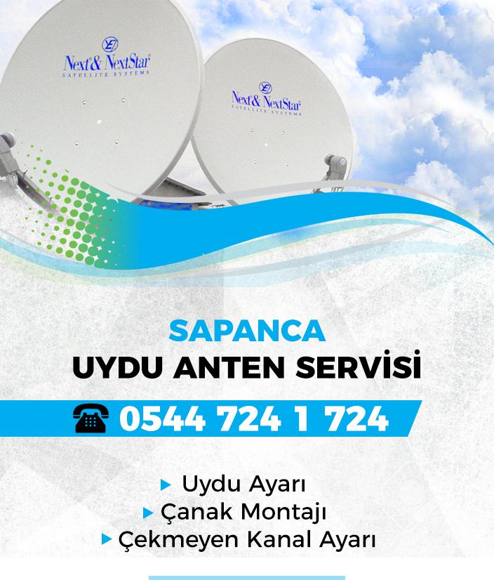 Sapanca Uydu Anteni Servisi