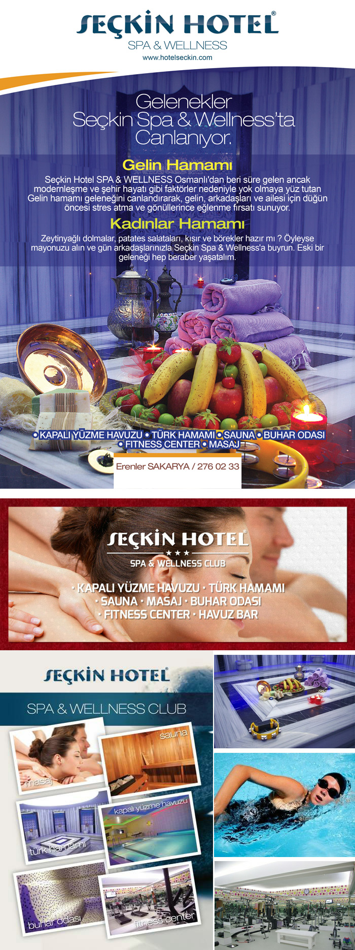 Seçkin Hotel Spa & Wellness