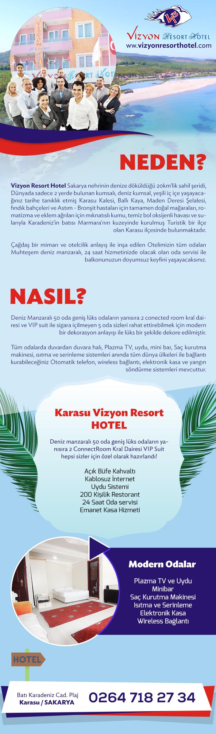 Vizyon Resort Hotel