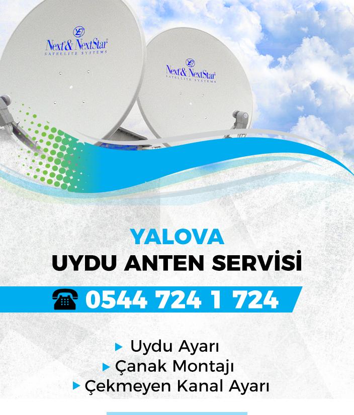 Yalova Uydu Anteni Servisi