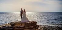 Düğün heyecanınızı dış mekan çekimleriyle farklılaştırıyoruz.