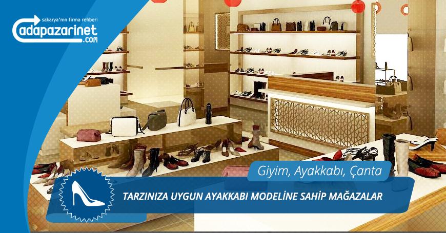 Sakarya Ayakkabı Mağazaları & Ayakkabıcılar