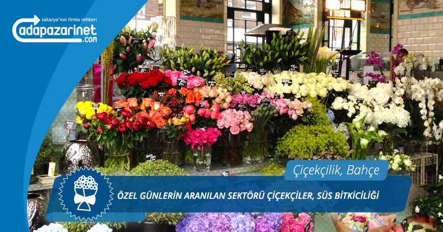 Sakarya Çiçekçiler, Süs Bitkiciliği