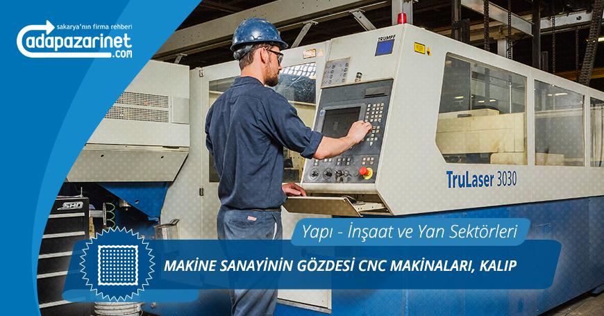 Sakarya CNC Makinaları, Kalıp