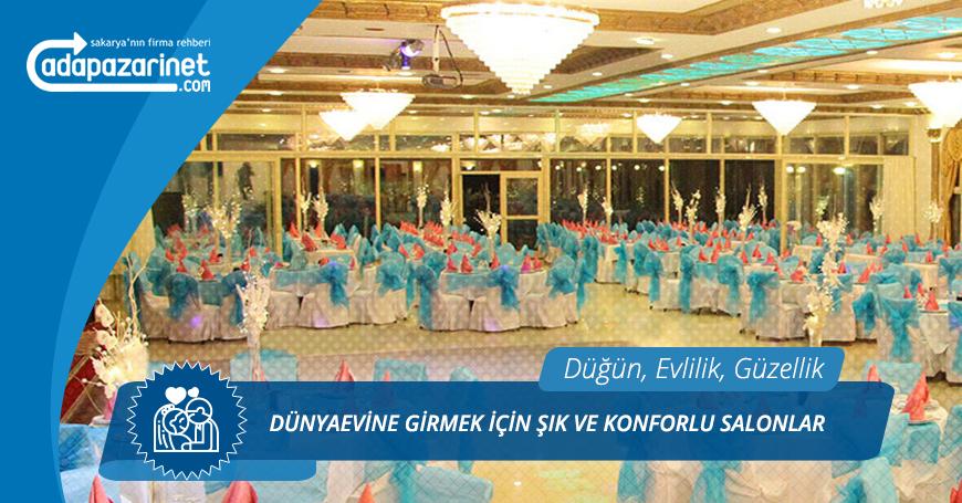 Akyazı Düğün Salonları