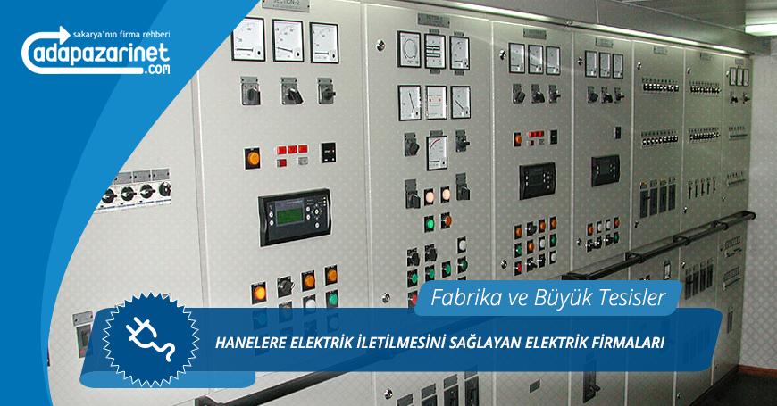 Sakarya Elektrik Firmaları