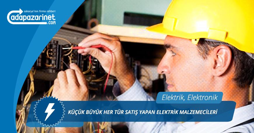 Sakarya Elektrik Malzemeleri ve Satışı