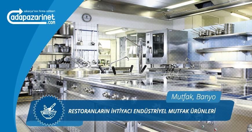 Sakarya Endüstriyel Mutfak Ürünleri