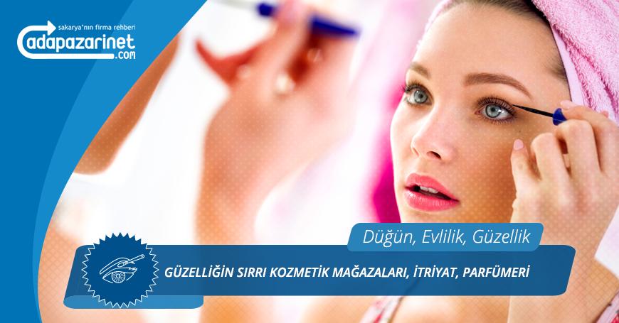 Sakarya Kozmetik Mağazaları, İtriyat, Parfümeri