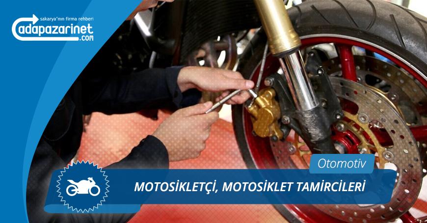 Sakarya Motorsikletçi, Motorsiklet Tamircileri