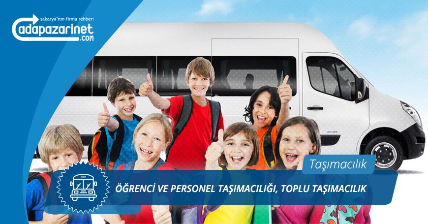 Sakarya Öğrenci ve Personel Taşımacılığı, Toplu Taşımacılık