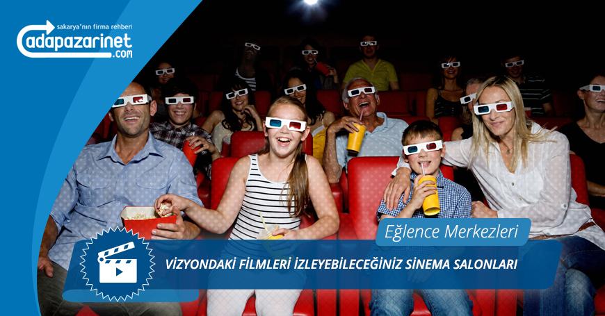 Sakarya Sinema Salonları