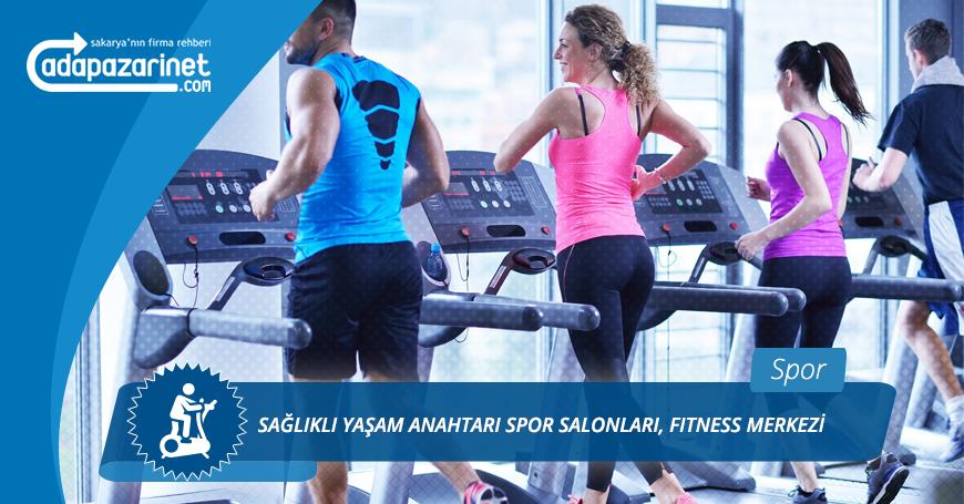 Sakarya Spor Salonları, Fitness