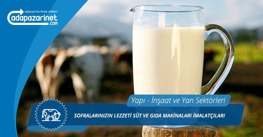 Sakarya Süt ve Gıda Makinaları