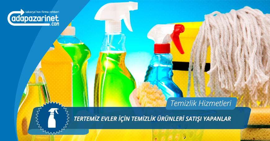 Sakarya Temizlik Ürünleri Satışı
