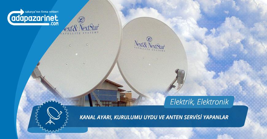 Sakarya Uydu ve Anten Servisi, Uyducular